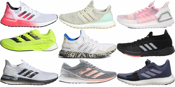 buy adidas boost running shoes for men and women