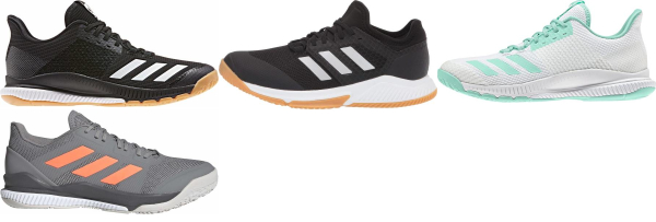 buy adidas bounce volleyball shoes for men and women