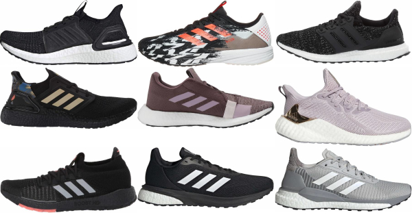 buy adidas breathable running shoes for men and women