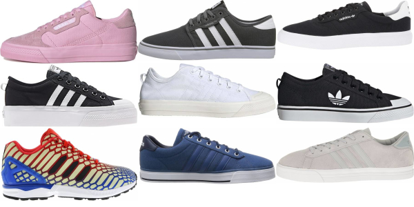 buy adidas canvas sneakers for men and women