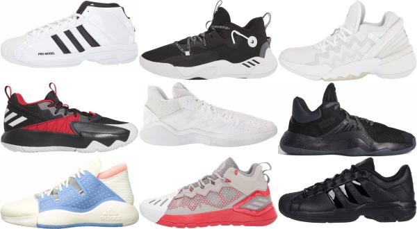 10 Adidas cheap basketball shoes - Save 25% | RunRepeat
