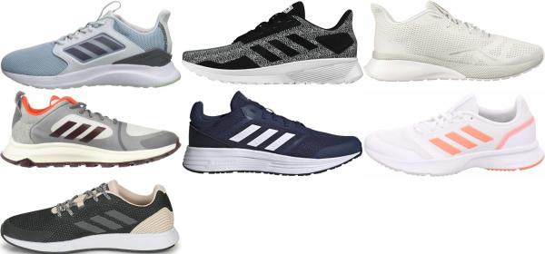 buy adidas cloudfoam running shoes for men and women