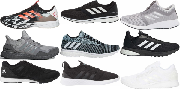 buy adidas competition running shoes for men and women