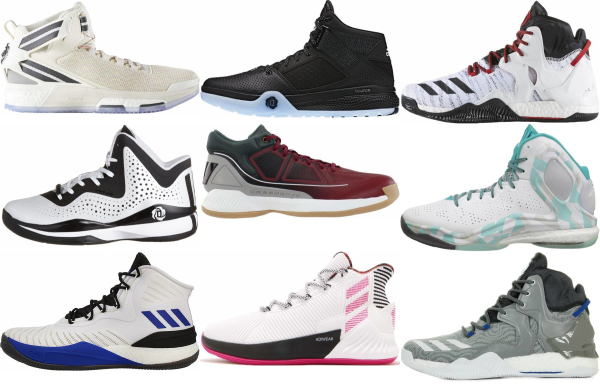 buy adidas d rose basketball shoes for men and women