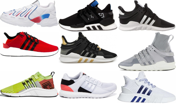Save 70% on Adidas EQT Sneakers (26 Models in Stock) | RunRepeat