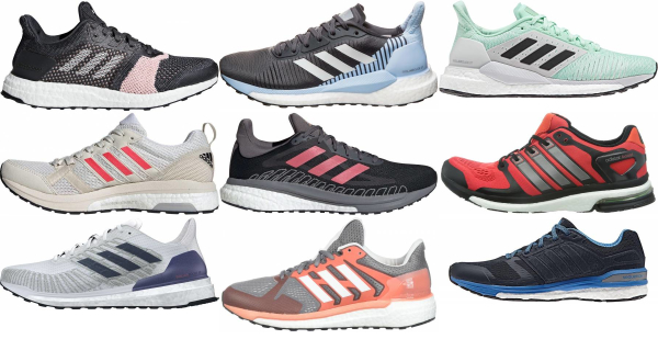 buy adidas flat feet running shoes for men and women