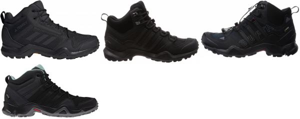 buy adidas gore-tex hiking boots for men and women