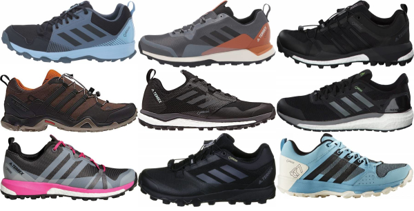 buy adidas gore-tex running shoes for men and women