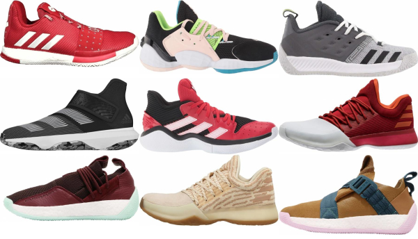 buy adidas harden basketball shoes for men and women