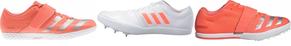 buy adidas high jump track & field shoes for men and women