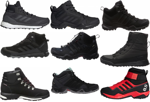 buy adidas hiking boots for men and women