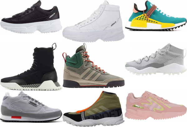 buy adidas hiking sneakers for men and women