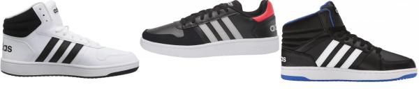 buy adidas hoops sneakers for men and women