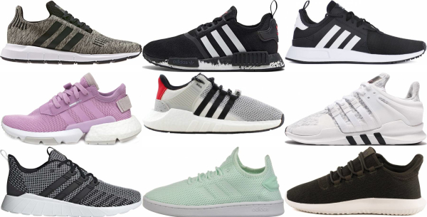 buy adidas knit sneakers for men and women