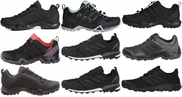 buy adidas lightweight hiking shoes for men and women