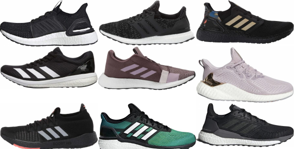 buy adidas long distance running shoes for men and women