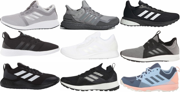 Adidas Low Drop Running Shoes