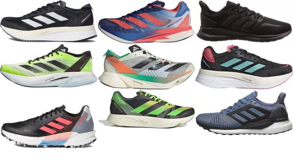 buy adidas marathon running shoes for men and women