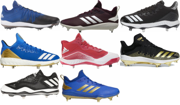 buy adidas metal baseball cleats for men and women