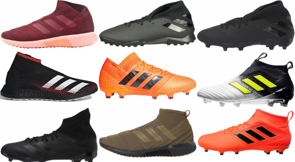 buy adidas mid top soccer cleats for men and women