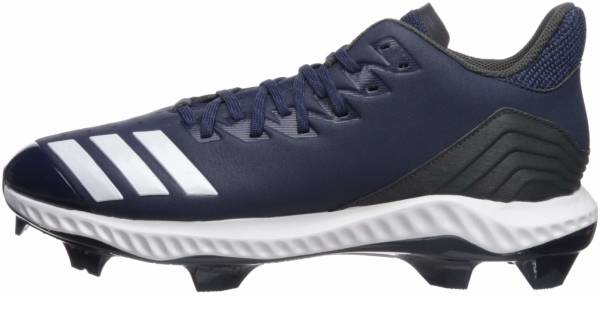 buy adidas molded plastic baseball cleats for men and women