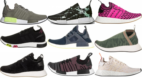 filósofo pirámide Nervio  Save 60% on Adidas NMD Sneakers (29 Models in Stock) | RunRepeat