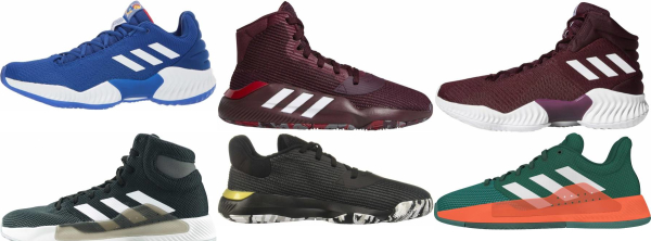 buy adidas pro bounce basketball shoes for men and women