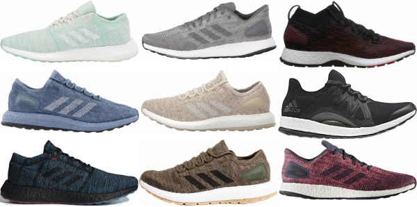 buy adidas pureboost running shoes for men and women