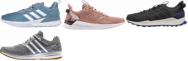 buy adidas questar running shoes for men and women