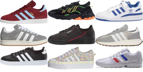 buy adidas retro sneakers for men and women
