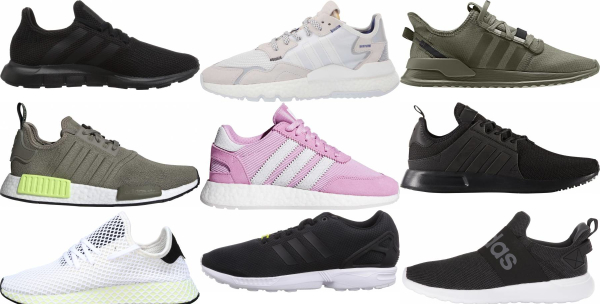 buy adidas running sneakers for men and women
