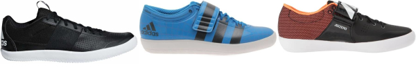 buy adidas shot put track & field shoes for men and women