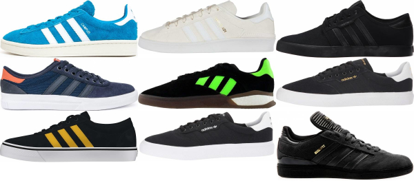buy adidas skate sneakers for men and women