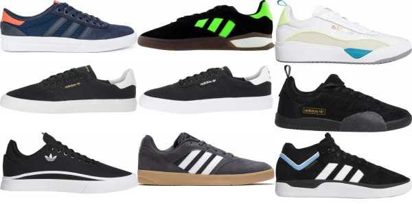 buy adidas skateboarding sneakers for men and women