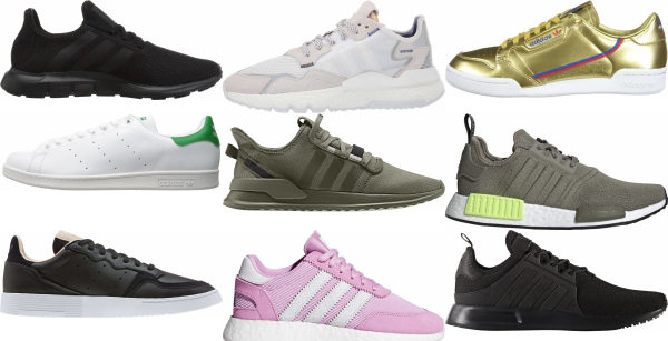 Subdividir Observación Detector  Save 60% on Adidas Sneakers (637 Models in Stock) | RunRepeat