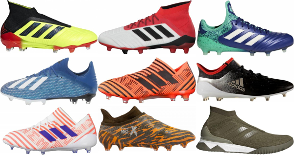 buy adidas soccer cleats for men and women