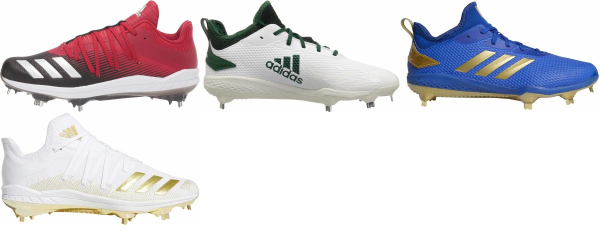 buy adidas sprintframe plate baseball cleats for men and women