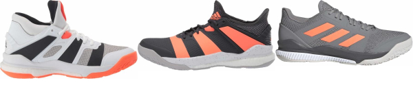 buy adidas stabil volleyball shoes for men and women