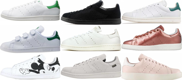 buy adidas stan smith sneakers for men and women