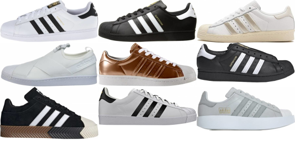 buy adidas superstar sneakers for men and women