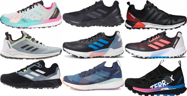 buy adidas terrex running shoes for men and women