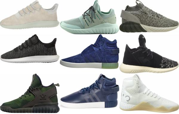 Evaluación Percepción aprobar  Save 61% on Adidas Tubular Sneakers (21 Models in Stock) | RunRepeat