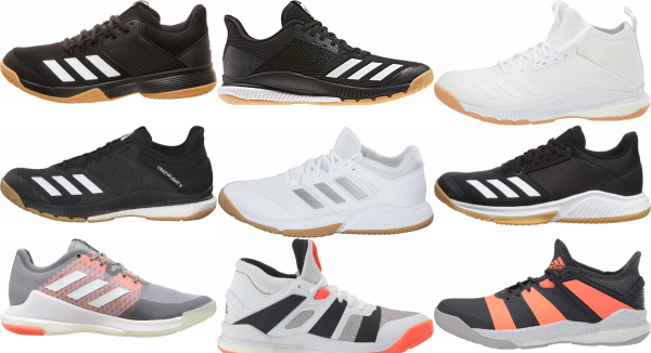 buy adidas volleyball shoes for men and women
