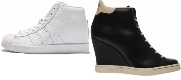 buy adidas wedge sneakers for men and women