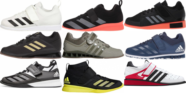 buy adidas weightlifting shoes for men and women