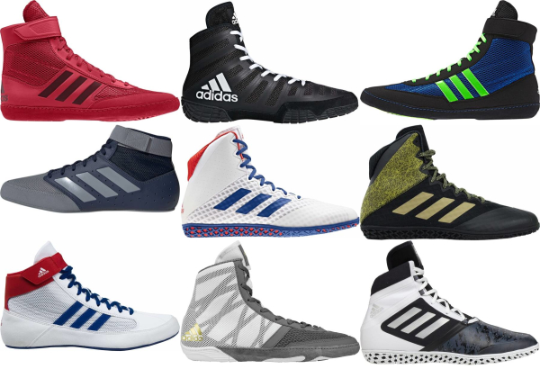 buy adidas wrestling shoes for men and women