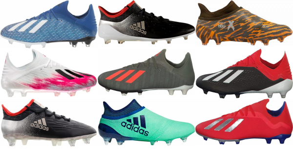 buy adidas x soccer cleats for men and women