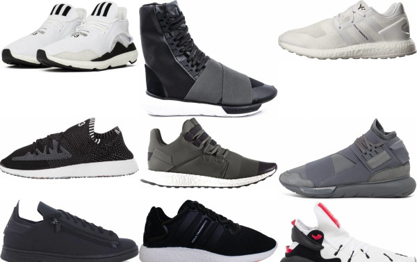 buy adidas y-3 sneakers for men and women