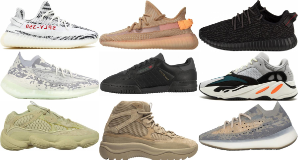 buy adidas yeezy sneakers for men and women