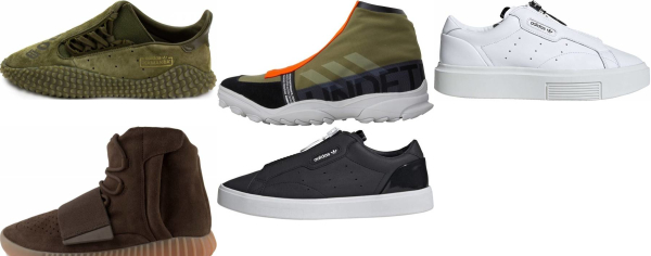 buy adidas zipper sneakers for men and women